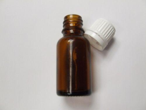 Amber Bottle T/E - 15mL