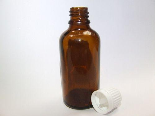 Amber Bottle T/E - 50mL