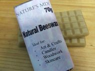 Beeswax Blocks - Natural