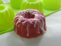 Bundt Silicone Soap Mould