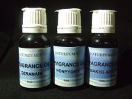 Sandalwood Fragrance Oil - 15mL