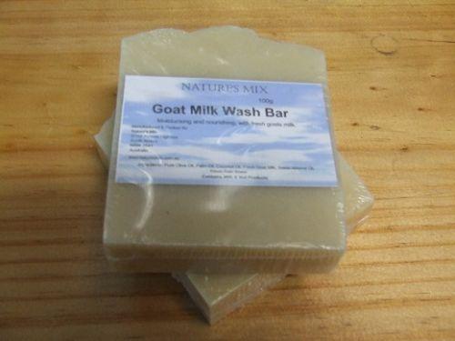 Goat Milk Wash Bar