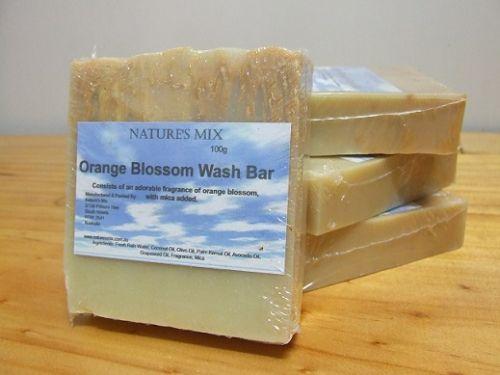 Orange Blossom Wash Bar