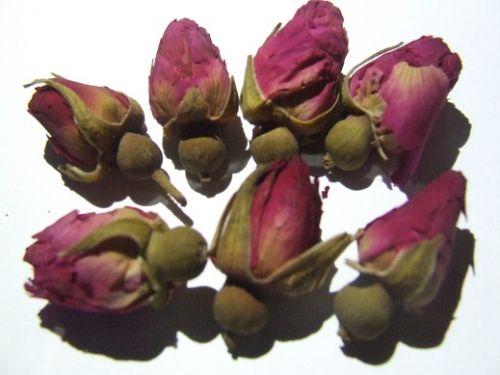 Rose Buds - Red - 50g