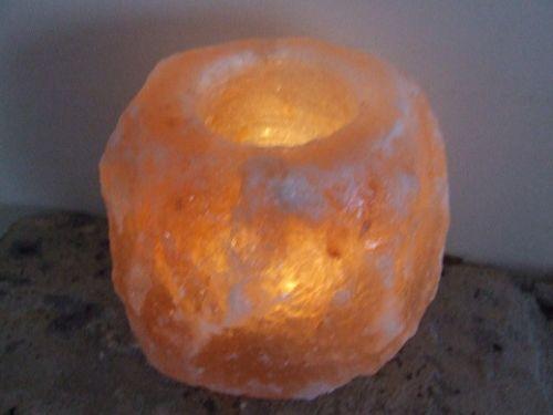 Himalayan Salt Lamp - Natural